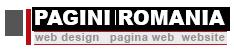 Pagini Romania - Web Design