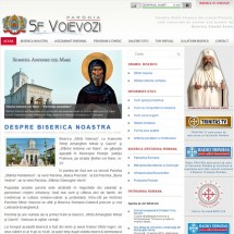 Biserica Sf Voievozi